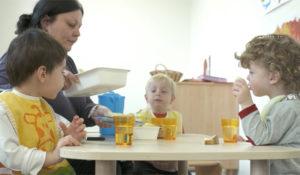 Crèche Mirabilis-Villette : un accueil en horaires décalés