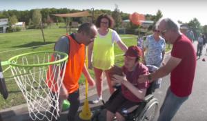 Handicap : Olympiades à la Grande maison