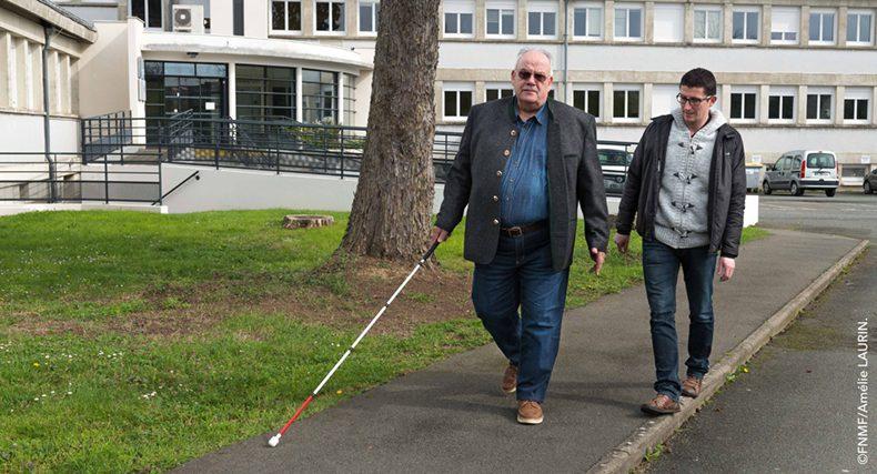 Handicap visuel : développer les capacités de compensation