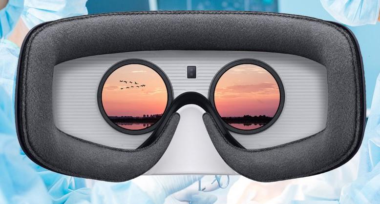 Un casque de réalité virtuelle pour réduire la douleur pendant une opération