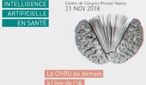 CHRU de Nancy : une journée consacrée à l'intelligence artificielle