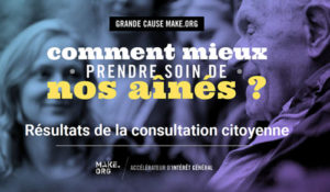 Les Français souhaitent le renforcement de l'aide à domicile