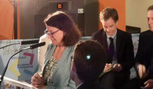 Feuille de route numérique : 5 orientations/création du lab e-santé, e-prescription déployée en 2020
