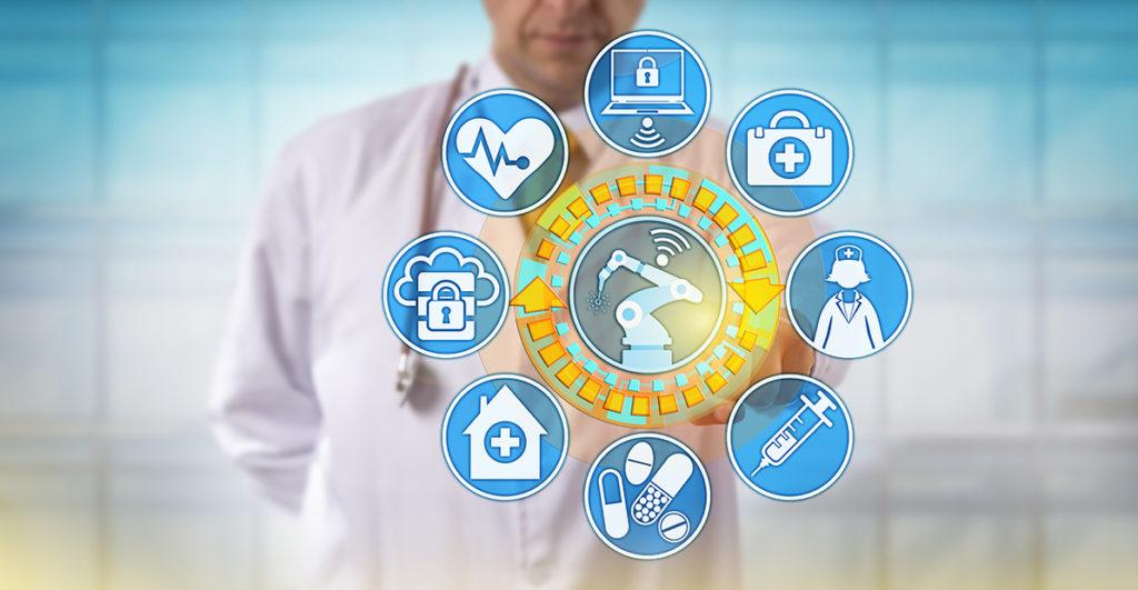 Intelligence artificielle : la décision aux mains des professionnels de santé