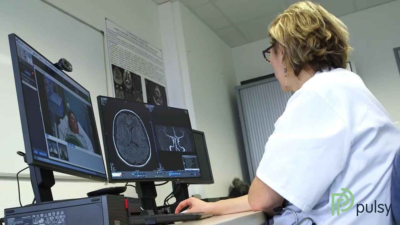 AVC : des patients sauvés grâce à la télémédecine en Grand Est