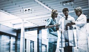 Hop'EN : l'hôpital numérique ouvert sur son environnement