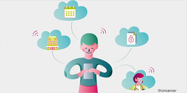 Unicancer : lancement du site Internet «Mes données de santé»