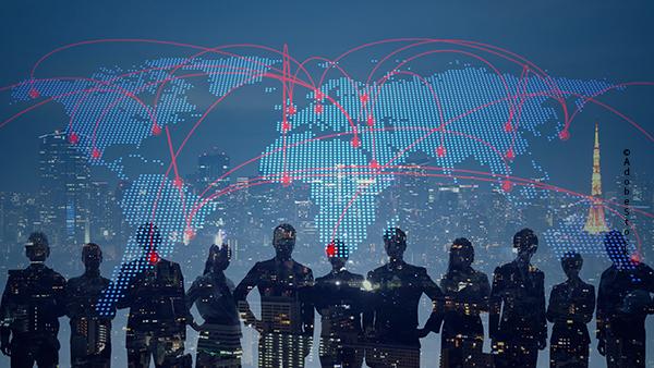 Lancement d'un partenariat mondial sur l'intelligence artificielle