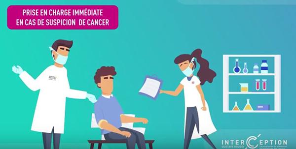 Interception : un programme inédit de prévention des cancers de l'Institut Gustave Roussy