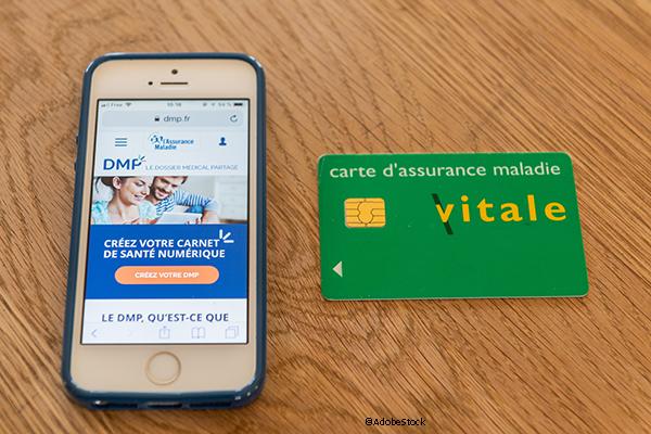 Bientôt, l'appli carte Vitale avec identification par selfie vidéo