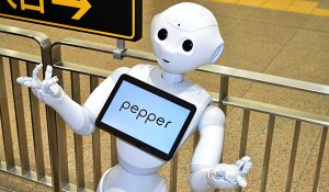 Robots sociaux en gériatrie : résultats de l'expérimentation Rosie