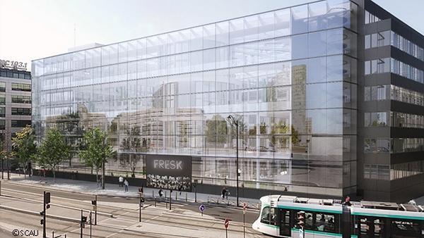 ParisSanté Campus s'installe bientôt à Issy-les-Moulineaux